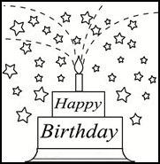 Click for Birthday Inkwell Stamps
